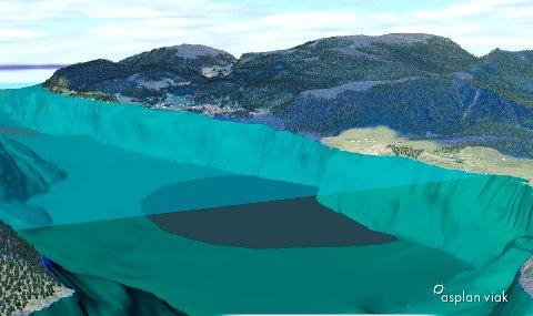 Eit knefall for kapitalen, på vegner av miljøet. Slik beskriv mange avgjerda om å gje løyve til sjødeponi i Førdefjorden.
