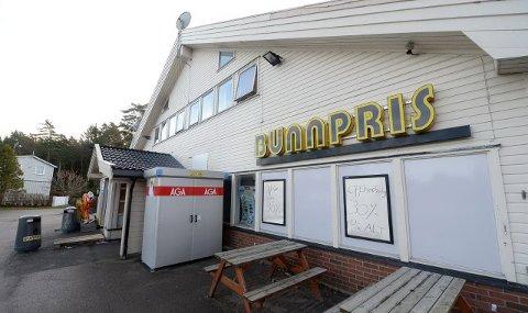 Bunnprisbutikken på Lunde på Kråkerøy er konkurs.