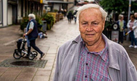 – Det har blitt en opphopning av langtidspasienter på korttidssenteret og en flaskehals som ikke er bra, sier eldrerådets leder Per Edvardsen.
