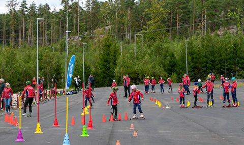 Tirsdag var det offisiell åpning av Fredrikstad Skiarena.