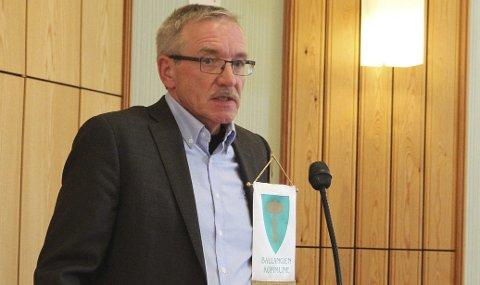 Knut Einar Hanssen ble i siste kommunestyremøte tilsatt som rådmann, etter å ha fungert i stillingen i over to år.
