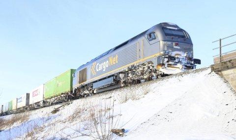 Videreføring? Nordlandsbanen har siden 1962 fått sitt endepunkt i Bodø. Prisen er betalt. Nordre Nordland og Troms er uten nasjonal jernbane mellom sør og nord, skriver Odd G. Andreassen. Foto: Svein Arnt Uhre