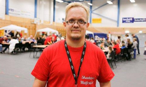 TAR PAUSE: Bookingsjef Bjørn Inge Vårvik og SommerGospel tar minst ett års pause.