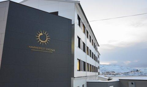 Hammerfest sykehus.