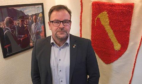 LØNNSHOPP: Odd Børge Pedersen, rådmann i Måsøy, fikk i 2020 en lønnsøkning på nesten 100 000 kroner.