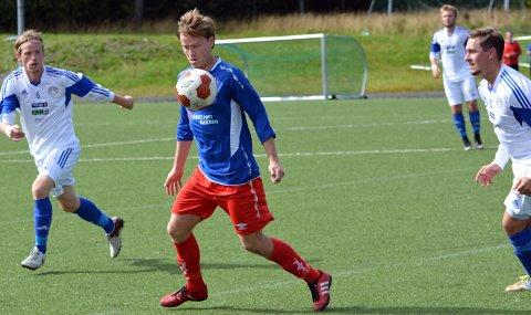 Adrian Tjernsli hadde en ok sesong for Rælingen som rykket ned til 5. divisjon.