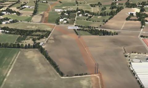 Den nye kraftlinjen skal blant annet strekke seg over fylkesvei 44.
