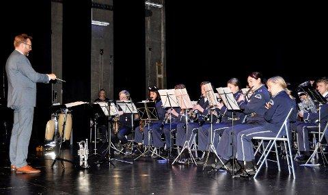 KULTURKRONER: Holmestrand skolekorps er blant dem som har mottatt tilskudd til kulturformål fra Holmestrand kommune i år.