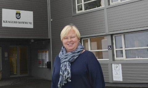 JOBBINTERVJUER: Kommunalsjef for samfunn, Beathe With, opplyser til KV at intervjuprosessen er i gang. Arkivfoto: Jon Fivelstad