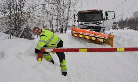 Ingolf Ask, viva brøyting