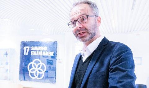 Forstår folket: Ordfører Jørgen Vik i Lillestrøm kommune.