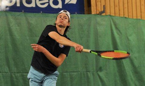 3. plass: Jacob Krefting hadde mer inne, men tok likevel 3. plass i Masters i Stavanger. Begge foto: Petter Andresen