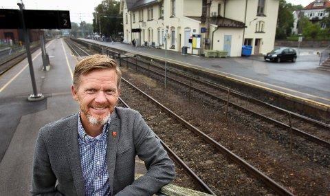 Ordfører Tage Pettersen