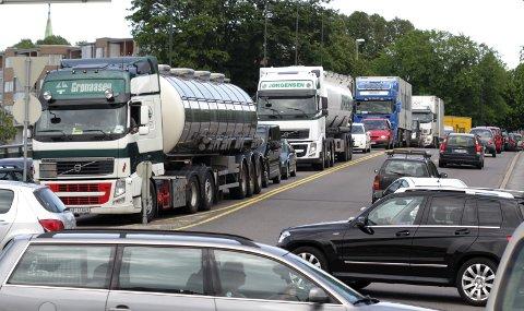 Trafikk: For artikkelforfatter er det urimelig at andre enn riksvei 19- trafikken skal ta bompåengekostnadene.