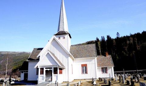 Sel kirke.  Foto: Illustrasjon