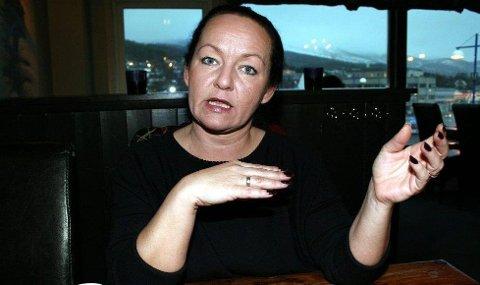 Line Miriam Sandberg er ferdig som statssekretær.