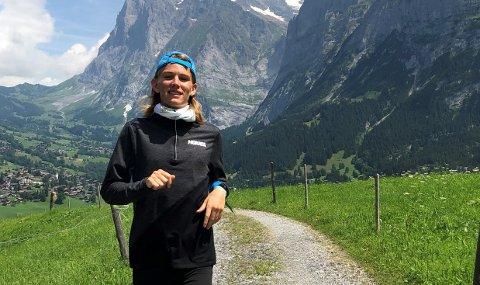 NYE MULIGHETER: Stian Dahl Sommerseth er i norgestoppen i fjelløp, men samtidig brukt sommeren på å komme seg inn på arbeidsmarkedet. Det medførte flytting sørover.