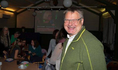 INGEN SMITTE: Stor-Elvdal-ordfører Even Moen (Sp) kan fornøyd slå fast at ingen av kommunens 2.400 innbyggere er blitt smittet av koronaviruset.