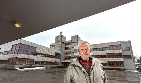 Kraftig tilbakegang på meningsmåling for Senterpartiet, men fortsatt ser det ut til å gå mot et bra valg sammenlignet med i 2015. Ordførerkandidat Johan Petter Røssvoll er kampklar.