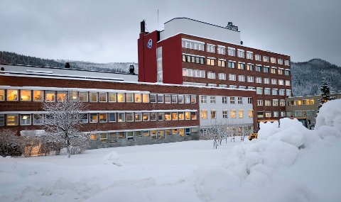 Helgelandssykehuset avdeling Rana sykehus. Helse nord.