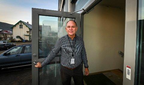 Scandic Meyergården hotell er beredskapshotell og koronahotell. - Vi har isolert en egen fløy med egen inngang til folk i karantene, sier direktør Ove Bromseth.