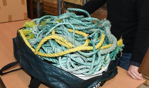 Nova Sea skal utvikle effektive og kortreiste verdikjeder for å øke materialgjenvinning av plastavfall fra oppdrettsnæringen - fra 0 til 75 prosent.