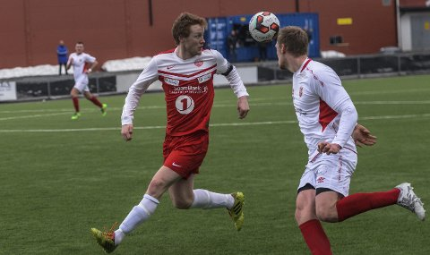 Espen Aardalens Jevnaker sliter. Lørdag ble det 0-3-tap borte mot Aurskog-Høland.