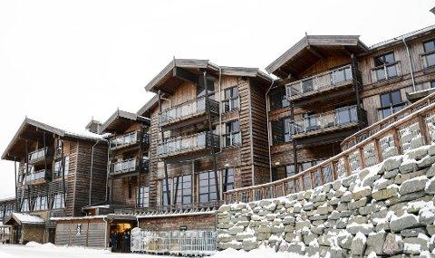 SVINDEL: En falsk Facebook-profil utgir seg for å være Norefjell ski & spa.