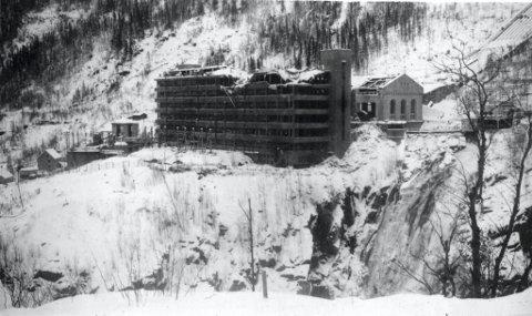 Bombenedslag Vemork 1943