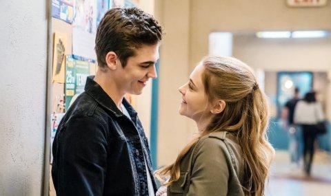 AFTER E COLLIDED: Nå får du vite hvordan det går med søte Tessa og den mystiske bad-boyen Hardin, basert på fanfiction som ble kjempesuksess.