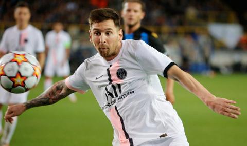 SØNDAG: Allerede søndag kan du se den første kampen med Messi fra fransk toppdivisjon på rha.no.