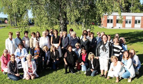 KOORDINERER FRIVILLIGE: Fjorden Sanitetsforening har over 400 medlemmer og skal sørge for god flyt når frivillige jobber under Fjordfesten 2019. Arkivfoto fra 2016: Liv Hukset Wang/N.K.S.T