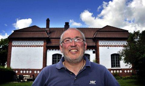 FLEST STEMMER: Pål Antonsen fikk flest stemmer ved valget på nytt menighetsråd i Sarpsborg. foto: JArL M. Andersen