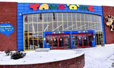KONKURS: Leketøysgiganten Toys R Us har slitt lenge. Fredag ble selskapet Top-Toy, som eier Toys R Us og BR-leker erklært konkurs.