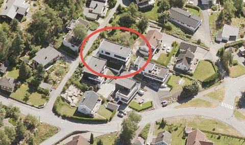 Lundgårds vei 50E er solgt for 9,4 millioner