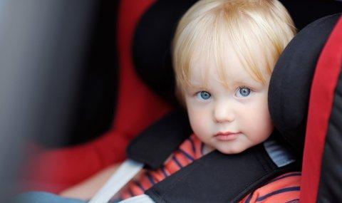 Høyde og vekt avgjør hvilken bilstol du skal velge til barnet ditt.