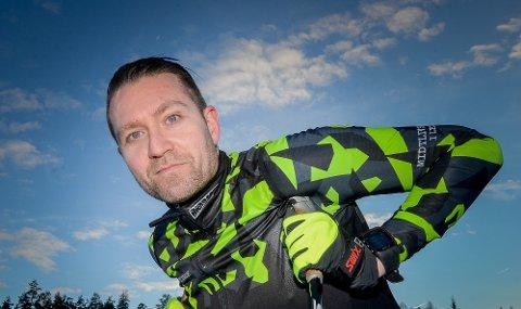 SLUTT: Ole Kristian Bakkene har bestemt seg for å legge ned sin populære treningsblogg. I stedet vil han prioritere familie, egentrening og jobb.