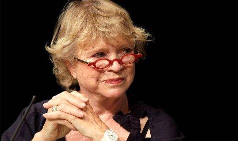 TIL SKIEN: Eva Joly har hektiske dager i EU-parlamentet, men kommer til mandagsforedraget på Lundetangen 1. april.