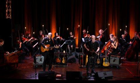 2. november blir det konsert med Åge Aleksandersen, TrondheimSolistene og Gunnar Pedersen i Stangvik kirke.