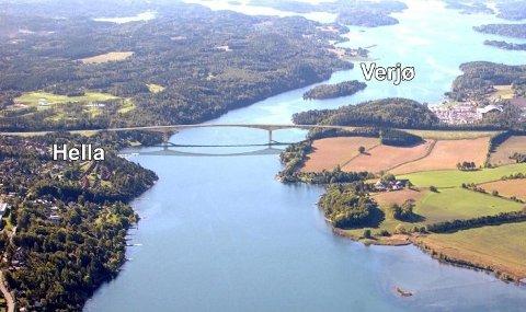 VIKTIG: Færder kommune mangler en hensiktsmessig veiforbindelse vestover mot Stokke/Sandefjord og E18, mener Richard Fossum.