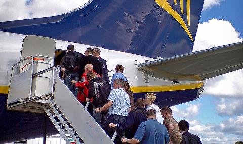 PÅ OVERTID: Flyplasseierne på Rygge har ikke gitt opp håpet om en gjenåpning.