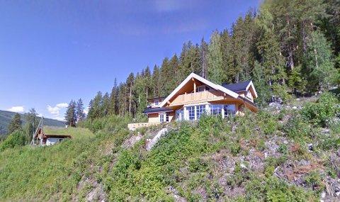 DYRESTE BOLIG: Denne boligen i Skarovegen 172 ble solgt for 2.650.000 kroner i september.