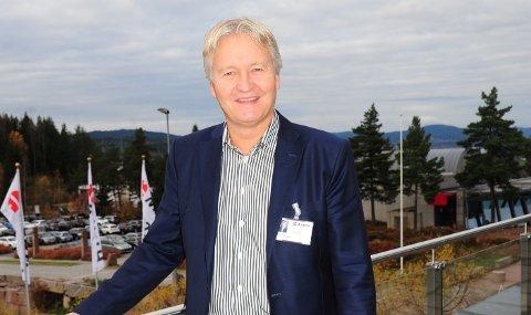 – Jeg er opptatt av å være blid, da livet er for kort til å være sur. Hvis man gruer seg til å gå på jobb mer enn én dag i uka over tid, da må man finne på noe annet, sier administrerende direktør i Würth, Svein Oftedal.