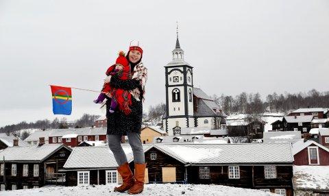 Ida Marie Bransfjell fra Røros er prosjektleder for jubileumsfeiringen