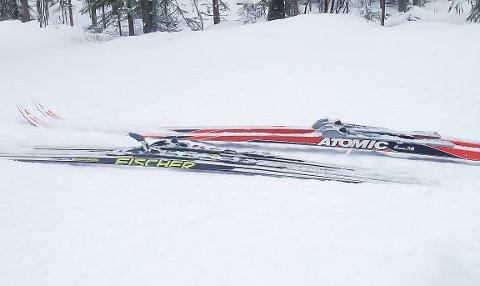 Ski. Ill. foto.