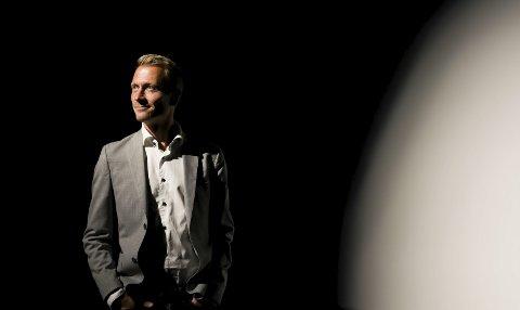 I søkelyset: Torolf Kroglund har tatt over som kultursjef etter Jorunn Bøe. Han er sikker på at det vil bli endringer, selv om de ikke kommer over natten.