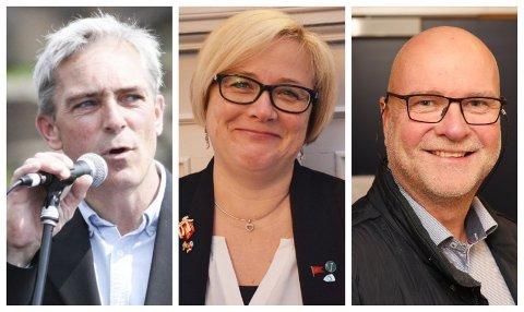 Christian Axelsen, Line Granjord Paulsen og Kai Strat er blant Risør Høyres navn på listen.