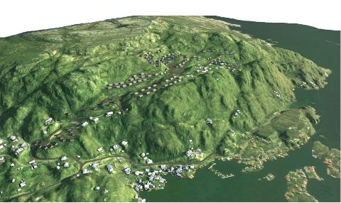 HUMMERÅS: Hummerås er området i heia øst for Rasvåg på Hidra. Kommunen har vedtatt at det kan bygges om lag 75 fritidsboliger og 30 nye boliger, men fylkesmannens krav om å bevare en stor eik og en særegen alm tok ikke bystyret hensyn til. Det kan gjøre at saken må til departementet for en endelig avgjørelse.