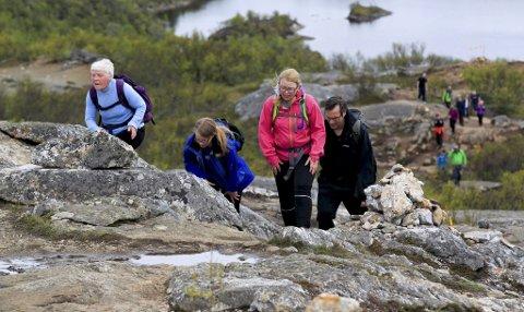 7-toppsturen har i en årrekke vært Nord-Norges største turarrangement.