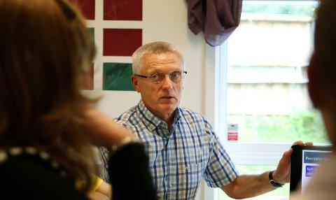 Administrerende direktør Arild Olsen i PBL.